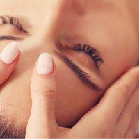 Bindweefsel massage gezicht